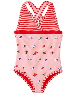 Girls Reversible One Piece by Hanna Andersson