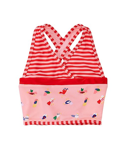 Girls Reversible Tankini Top by Hanna Andersson