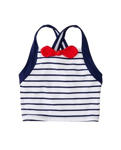 Girls Red White Blue Tankini Top by Hanna Andersson