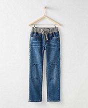 Boys Kickstart Slim Jeans by Hanna Andersson