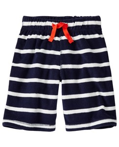 Boys Sunsoft Terry Shorts by Hanna Andersson