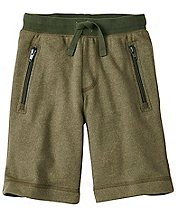 Boys French Terry Camp Shorts by Hanna Andersson