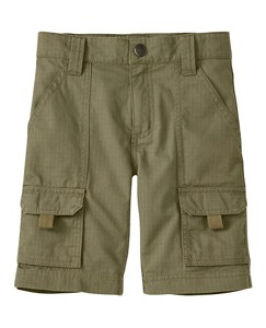 Boys Rugged Ripstop Cargos by Hanna Andersson