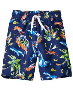 Boys Swim Shorts With UPF 50+ by Hanna Andersson