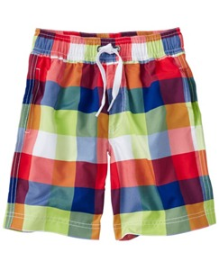 Boys Swim Trunks With UPF 50+ by Hanna Andersson