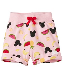Toddler Disney Mickey Mouse Shorts by Hanna Andersson