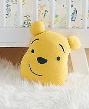 Disney Baby Winnie The Pooh Cuddle Pillow by Hanna Andersson