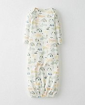Disney Baby Winnie The Pooh Sleeper Gown In Organic Pima Cotton by Hanna Andersson