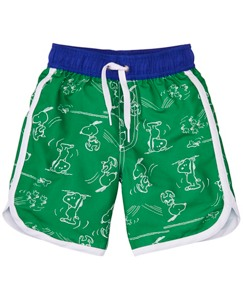 Peanuts Boys Sport Swim Trunks With UPF 50+ by Hanna Andersson