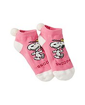 Peanuts Kids Pom Socks by Hanna Andersson