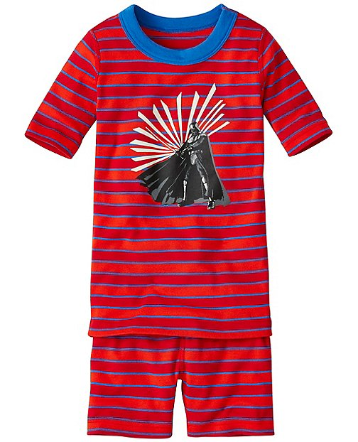 Star Wars™ Kids Glow In The Dark Short John Pajamas by Hanna Andersson