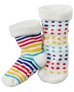 Baby Best Ever First Socks by Hanna Andersson