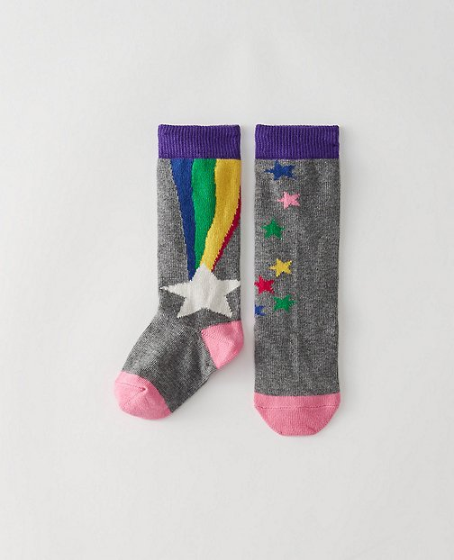 Baby Miss Matched Knee Socks by Hanna Andersson
