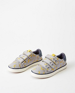 Kids Marcus Canvas Sneakers By Hanna