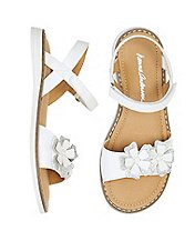 Girls Katarina Flower Sandals By Hanna