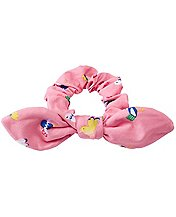 Girls Bow Scrunchie by Hanna Andersson