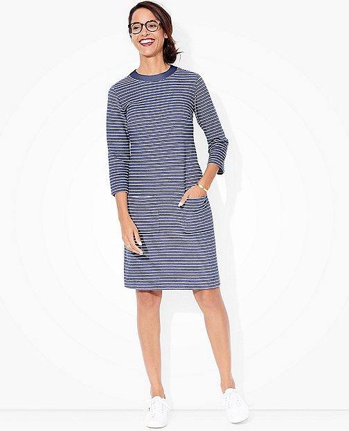 Women's Ultra Simple Dress by Hanna Andersson