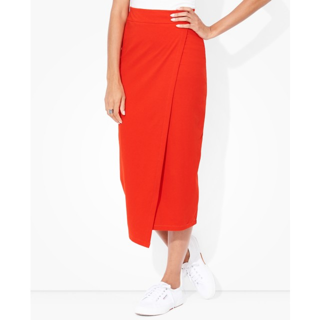 Women's Wrap Maxi Skirt by Hanna Andersson