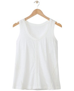 Women Summer Slub Tank by Hanna Andersson