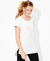 Women's Slub Jersey Tunic Tee by Hanna Andersson