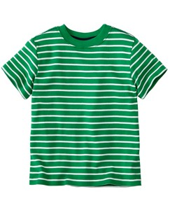 Kids Very Güd Boxy Tee In Organic Cotton by Hanna Andersson