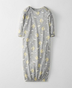 Baby Little Sleeper Gown In Organic Pima Cotton by Hanna Andersson