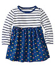 Toddler Mix It Up Dress by Hanna Andersson