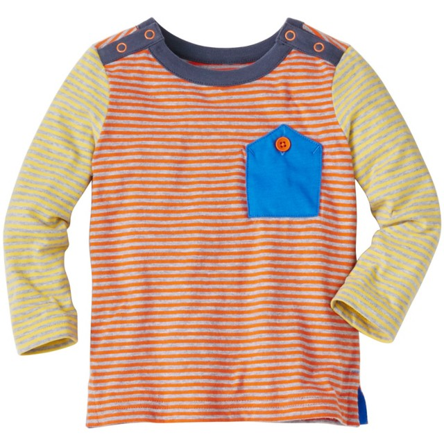 Toddler Mix It Up Tee In Supersoft Jersey by Hanna Andersson