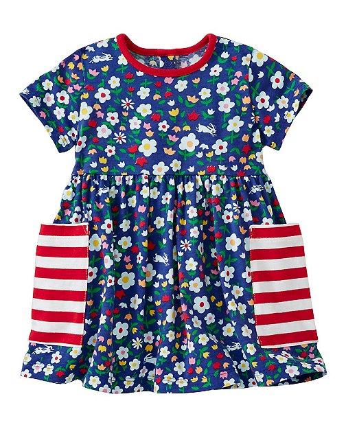 Toddler Side Pocket Slipover by Hanna Andersson