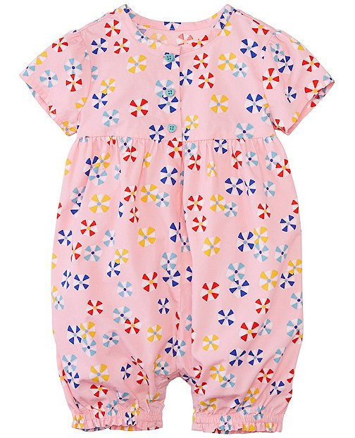 Toddler Sunny Day Romper by Hanna Andersson
