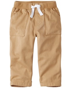 Baby Little Guy Khakis by Hanna Andersson