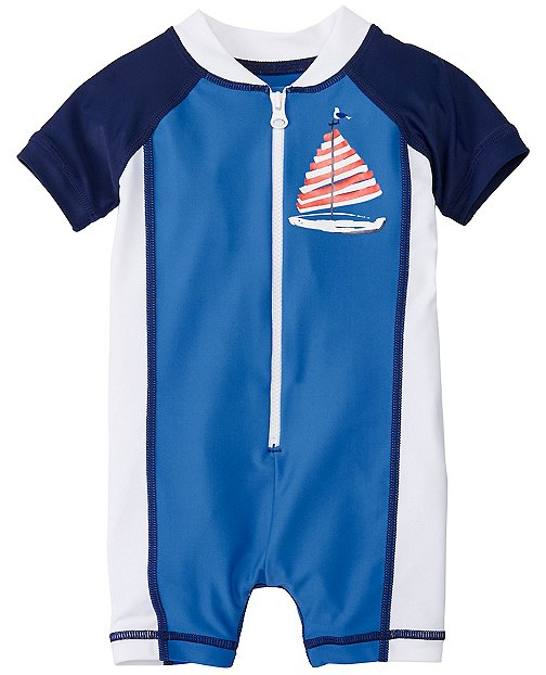 Baby Swimmy Rash Guard Suit by Hanna Andersson