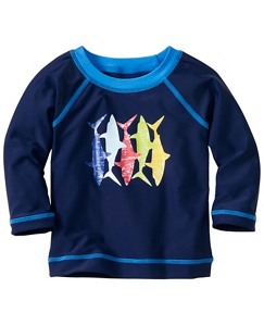Baby Swimmy Rash Guard by Hanna Andersson