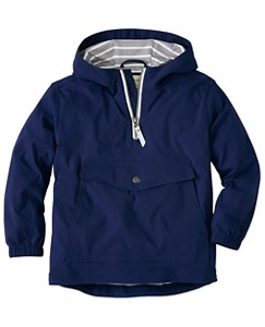 Kids Weathery Windbreaker by Hanna Andersson
