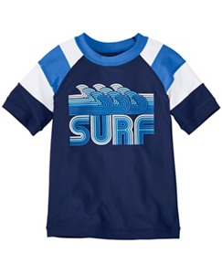 Boys Sun-Ready Rash Guard by Hanna Andersson