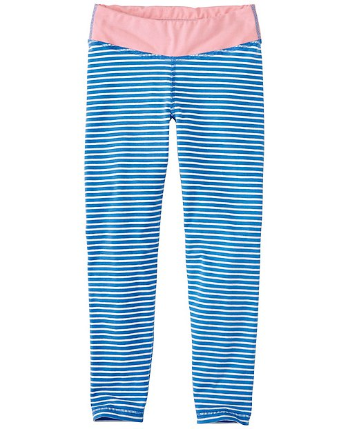 Girls Play+ Leggings In Stretch Jersey by Hanna Andersson