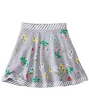 Girls One = Two Reversible Skirt by Hanna Andersson