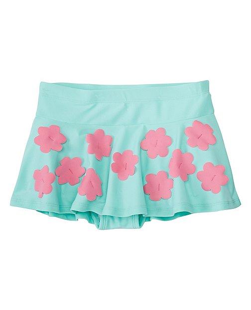Girls Flutter Swim Skirt by Hanna Andersson
