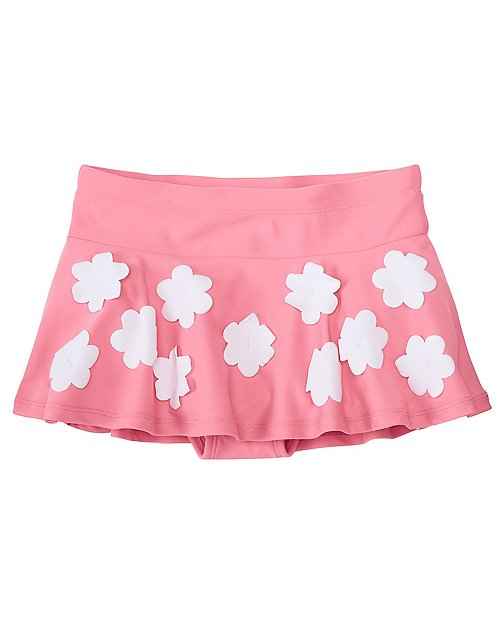 Girls Flutter Swim Skirt by Hanna Andersson