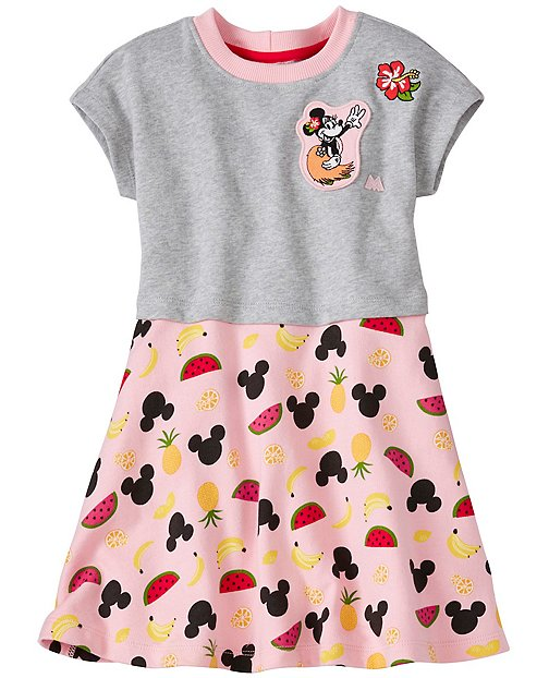Girls Disney Minnie Mouse Dress by Hanna Andersson