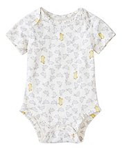 Baby Grow With Me One Piece In Organic Pima Cotton  by Hanna Andersson