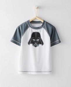 Star Wars™ Boys Sun-Ready Rash Guard by Hanna Andersson