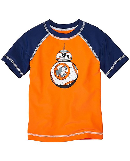 Star Wars™ Boys The Force Awakens Rash Guard by Hanna Andersson