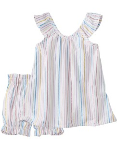 Toddler Shimmer Sundress & Bloomer Set by Hanna Andersson