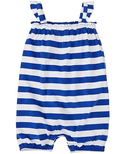 Toddler Bubble Romper in Supersoft Jersey by Hanna Andersson