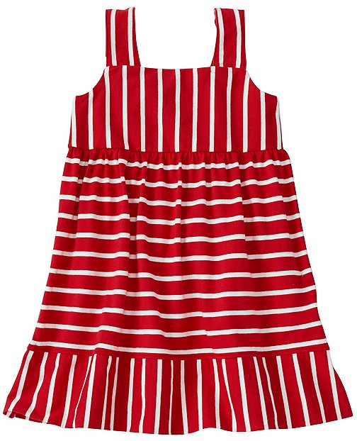 Toddler Stripey Sundress by Hanna Andersson