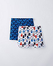 Boys DC Comics™ Boxer Briefs 2 Pack In Organic Cotton by Hanna Andersson