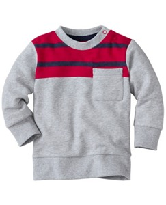 Toddler So Soft Sweatshirt In 100% Cotton by Hanna Andersson