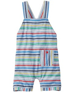 Toddler Shortalls In Supersoft Jersey by Hanna Andersson