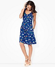 Women's All In Bloom Dress  by Hanna Andersson